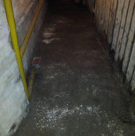 IX.kerület Tűzoltó utca 33A Pincetakarítás – Utána